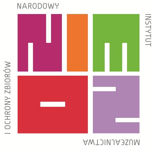 Na grafice logotyp Narodowego Instytutu Muzealnictwa i Ochrony Zbiorów